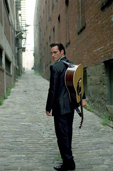 Walk the Line mit Joaquin Phoenix