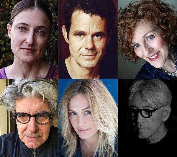 Berlinale 2018 Internationale Jury mit Adele...amoto