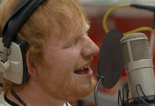 Ed Sheeran in Songwriter