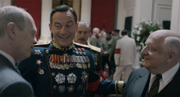 The Death of Stalin mit Steve Buscemi, Jason Isaacs...Beale