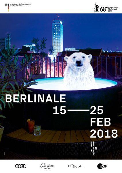 Berlinale 2018 Plakat