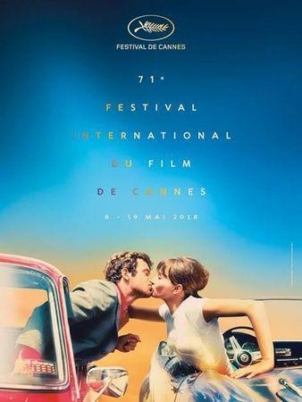 Cannes Festival Plakat