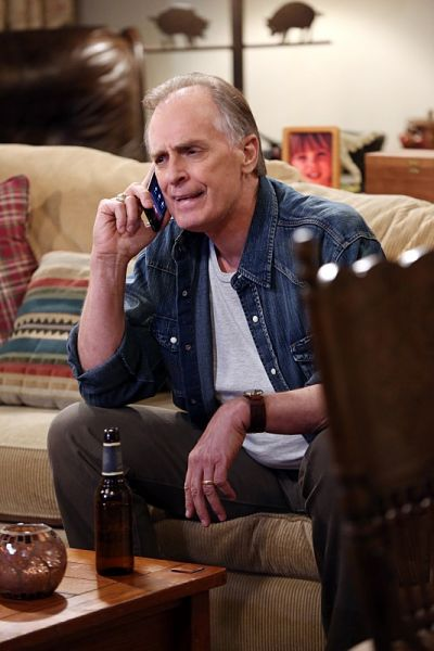 Keith Carradine in The Big Bang Theory