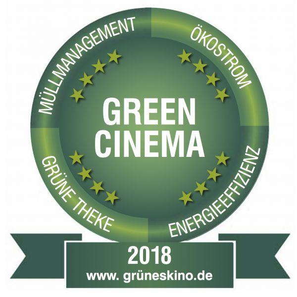 Green Cinema Logo