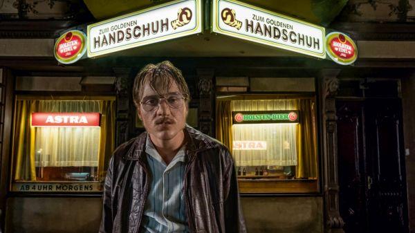 Der goldene Handschuh - Jonas Dassler