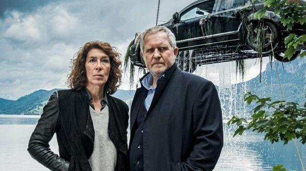 TATORT Wahre Lügen - Adele Neuhauser und Harald Krassnitzer
