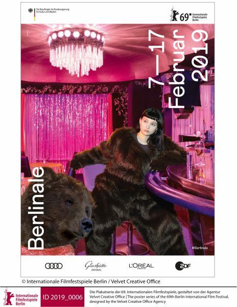 Berlinale 2019 Plakat