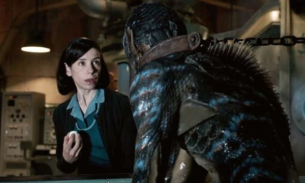 The Shape of Water - Sally Hawkins