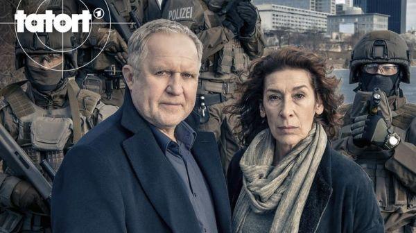 TATORT Glück allein - Harald Krassnitzer und Adele...auser