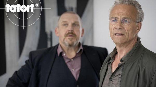 TATORT Kaputt - Dietmar Bär und Klaus J. Behrendt