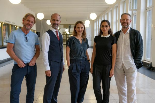 Sönke Wortmann, Christoph Maria Herbst, Christina...Spieß