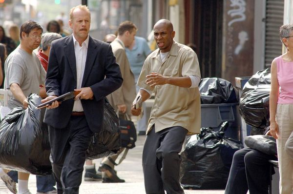 16 Blocks - Bruce Willis und Mos Def