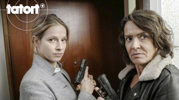 TATORT Leonessa - Lisa Bitter und Ulrike Folkerts