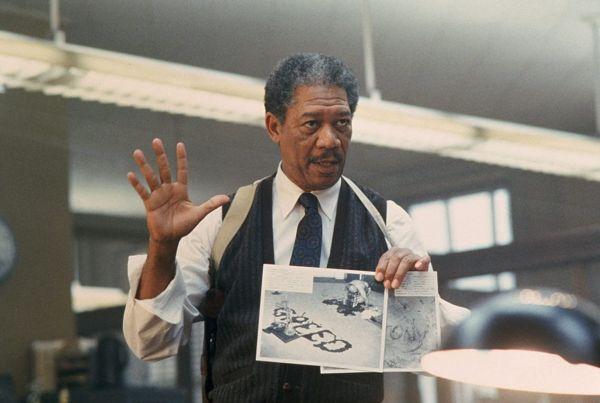 Sieben - Morgan Freeman