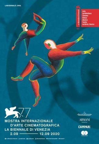 Venedig Filmfestival 2020 Poster