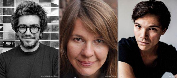 Berlinale 2021 Kurzfilm Jury - Basim Magdy, Christine...owsky