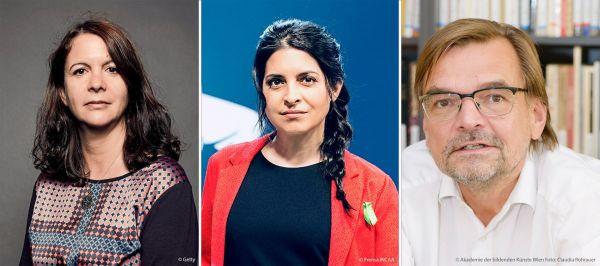 Berlinale 2021 Encounters Jury - Florence Almonzini,...chsen
