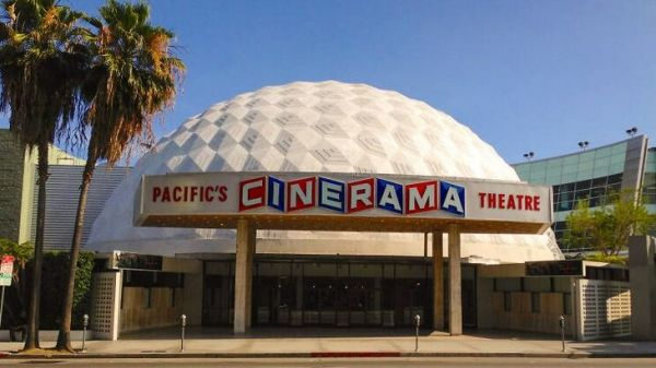 Kino Cinerama in Los Angeles