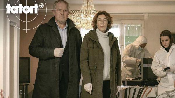 TATORT Die Amme - Harald Krassnitzer und Adele Neuhauser