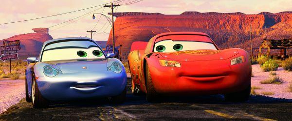 15 Jahre Cars - Lightning & Sally ### Disney/Pixar