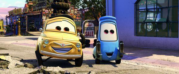 15 Jahre Cars - Luigi & Guido ### Disney/Pixar  ###...IAT TM