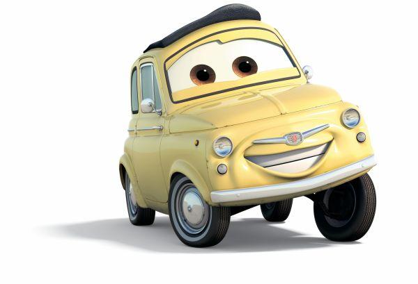 15 Jahre Cars - Luigi ### Disney/Pixar  ###...IAT TM