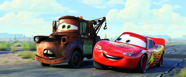 15 Jahre Cars - Lightning McQueen mit seinem besten.../Pixar