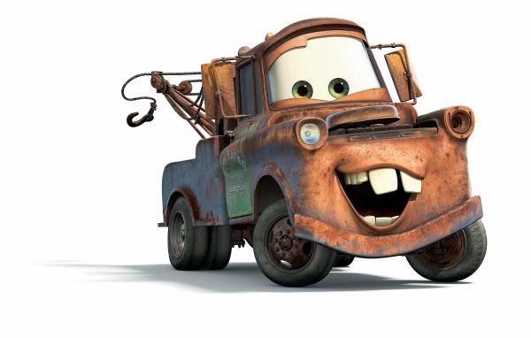 15 Jahre Cars - Hook ### Disney/Pixar