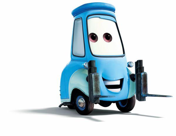 15 Jahre Cars - Guido ### Disney/Pixar