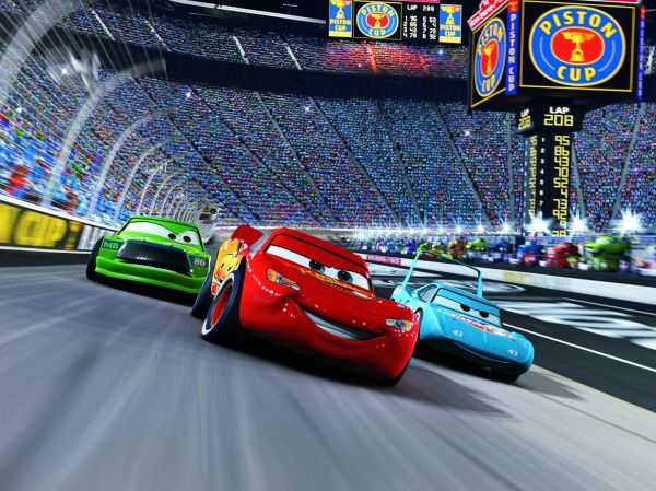 15 Jahre Cars - Spektakuläre Rennszenen ### Disney/Pixar