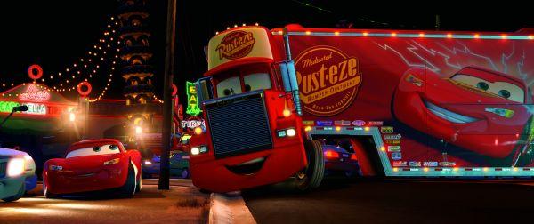 15 Jahre Cars - Mack Transporter ### Disney/Pixar