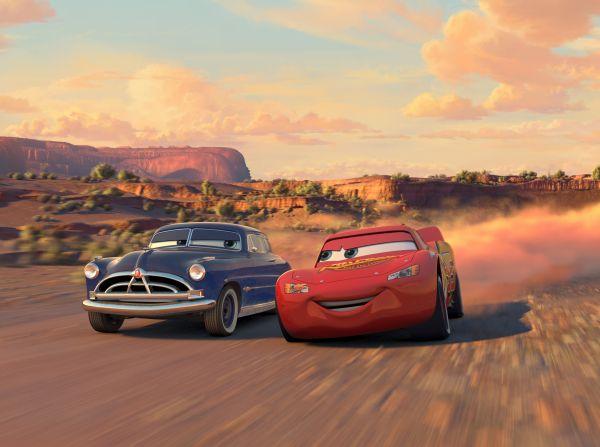 15 Jahre Cars - Lightnings Mentor Doc Hudson ###.../Pixar
