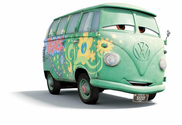 15 Jahre Cars - Bully ### Disney/Pixar   ###   Volkswagen AG