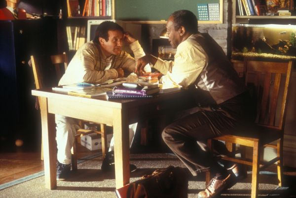 Bill Cosby und Robin Williams in 'Jack'