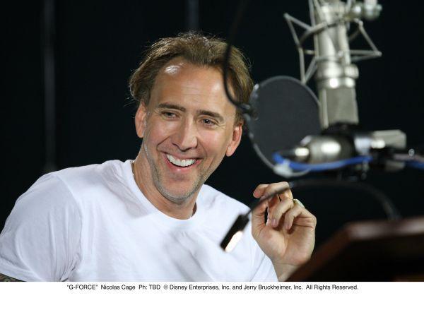 'G-FORCE' Nicolas Cage Ph: TBD