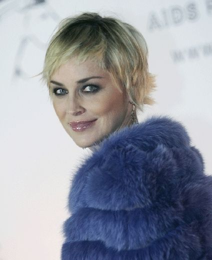 Sharon Stone - Dubai International Film Festival 2007