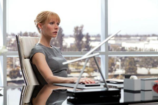 Gwyneth Paltrow in 'Iron Man 2'