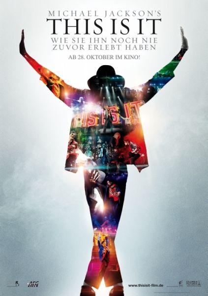 Michael Jackson's This Is It - Hauptplakat