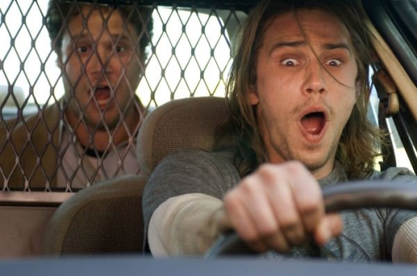 James Franco in 'Ananas Express'