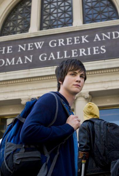 Logan Lerman in 'Percy Jackson - Diebe im Olymp'